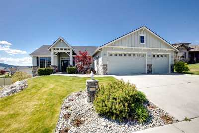 Spokane Valley Single Family Home For Sale: 17828 E Apollo Rd
