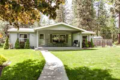 Colbert Mobile Home For Sale: 20611 N Cedar Rd
