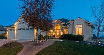 Spokane Single Family Home For Sale: 8414 E Cypress Ln