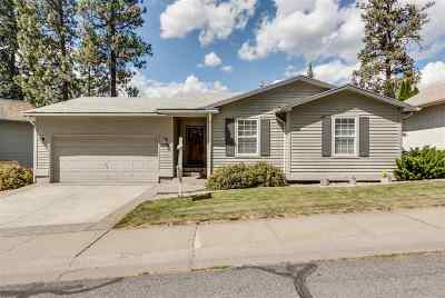 Spokane Single Family Home For Sale: 4809 S Kip Ln