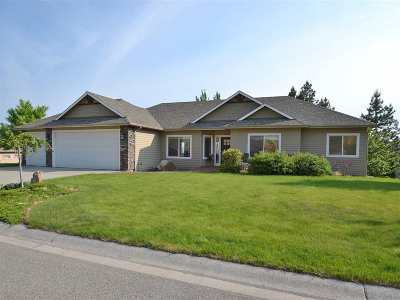 Otis Orchards WA Single Family Home Ctg-Inspection: $419,000