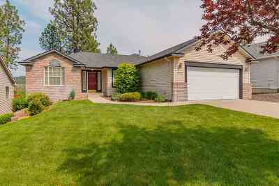 Spokane WA Single Family Home Ctg-Inspection: $379,900