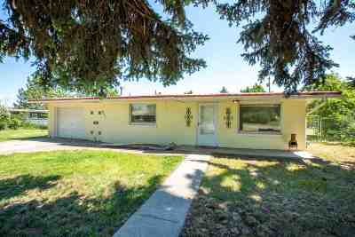 Airway Heights Single Family Home Ctg-Inspection: 631 S Lundstrom St