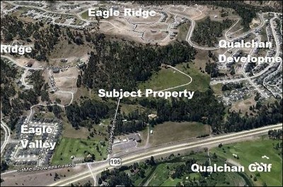Spokane WA Residential Lots & Land For Sale: $1,850,000