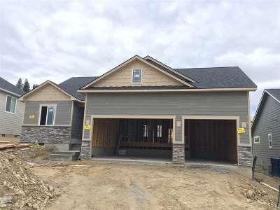 Spokane Valley Single Family Home For Sale: 2713 S Seabiscuit Dr
