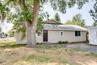 Airway Heights Single Family Home Ctg-Inspection: 1126 S Lundstrom St