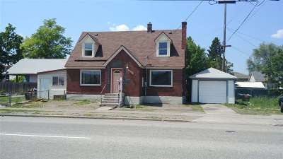 Single Family Home For Sale: 5409 N Haven St