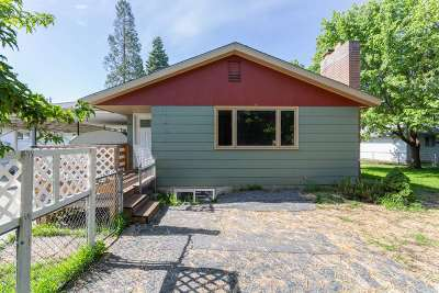 Cheney Single Family Home Ctg-Short Sale: 621 Salnave Rd