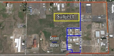Airway Heights Residential Lots & Land For Sale: 2300 S Hayden