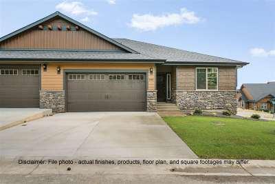 Spokane Valley Single Family Home For Sale: 8930 E Sunview Ln