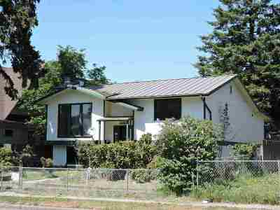 Spokane Single Family Home For Sale: 2719 E 5th Ave