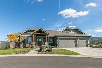 Spokane Valley Single Family Home For Sale: 11308 E Sandstone Ln