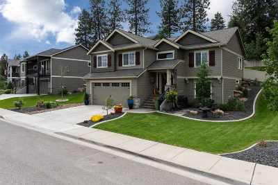 Spokane Single Family Home For Sale: 13324 E Kelley Creek Ln