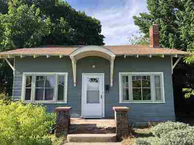 Spokane Single Family Home Ctg-Inspection: 808 W Maxwell Ave