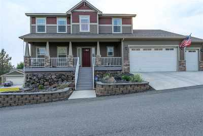 Spokane Valley Single Family Home For Sale: 2908 S Galway Ln