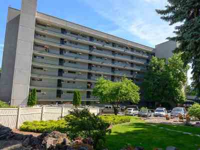 Spokane County Condo/Townhouse For Sale: 700 W 7th Ave #506