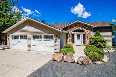 Coeur D Alene Single Family Home For Sale: 18540 S Watson Rd