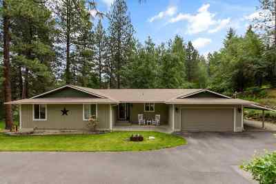 Spokane Single Family Home Ctg-Inspection: 5325 S Mohawk Dr