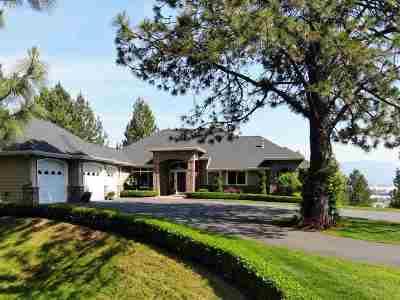 Spokane Valley Single Family Home For Sale: 5721 N Forker