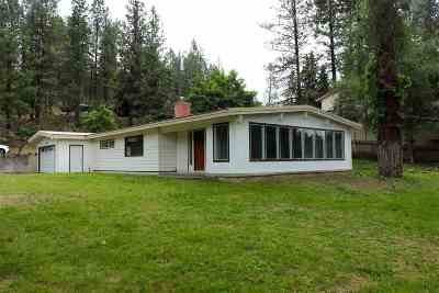 Spokane Single Family Home For Sale: 14126 N Rivilla Ln