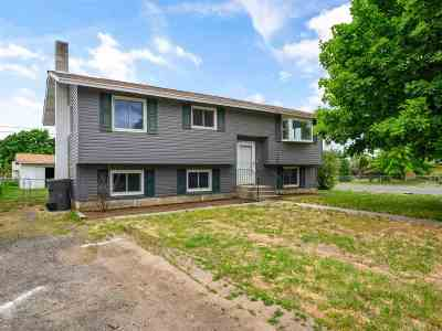 Airway Heights Single Family Home For Sale: 1008 S Beeman St