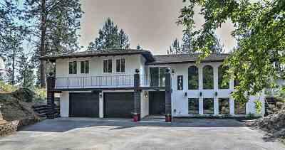 Spokane Single Family Home For Sale: 4405 N Center Rd