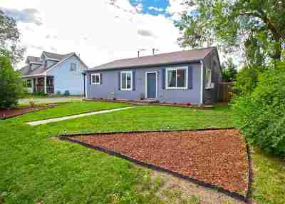 Airway Heights Single Family Home For Sale: 12509 W 12th Ave