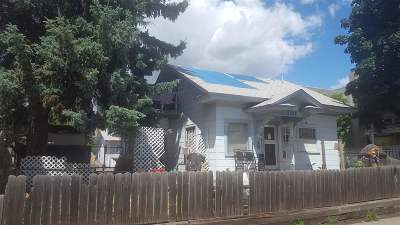 Spokane Single Family Home For Sale: 2332 W Broadway Ave