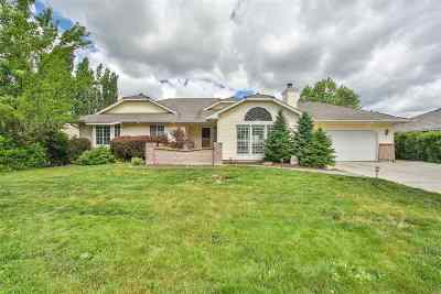 Spokane Single Family Home Ctg-Sale Buyers Hm: 2521 E Nicklaus Pl