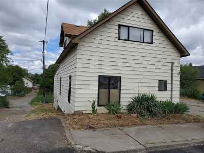 Spokane Single Family Home For Sale: 1119 N Madelia St