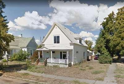 Spokane Single Family Home For Sale: 2004 W Mallon Ave