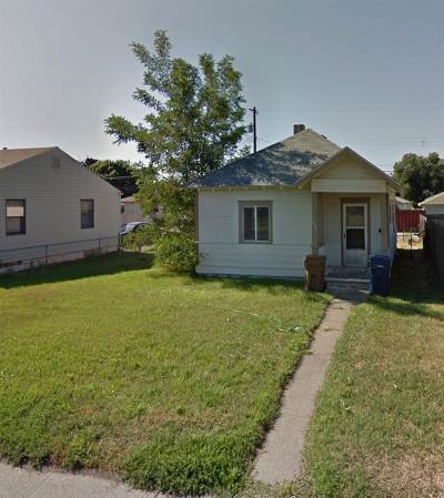 Spokane Single Family Home For Sale: 1208 E Wellesley Ave