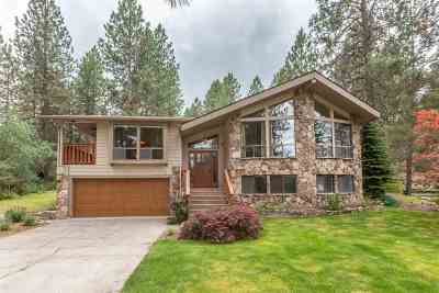 Spokane Valley Single Family Home For Sale: 1812 S Wardson Rd