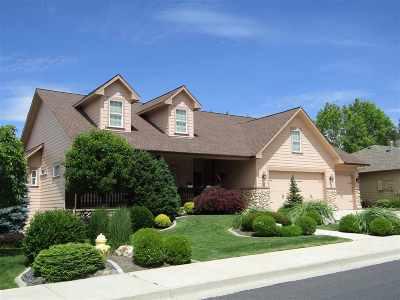Spokane Single Family Home New: 1217 E Fireside Ln