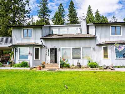 Mead Single Family Home Bom: 16137 N Day-Mt Spokane Rd