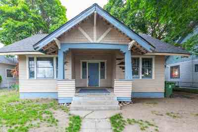 Spokane Single Family Home Ctg-Inspection: 506 W Providence Ave