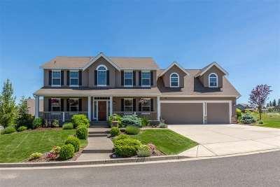 Spokane WA Single Family Home For Sale: $485,000