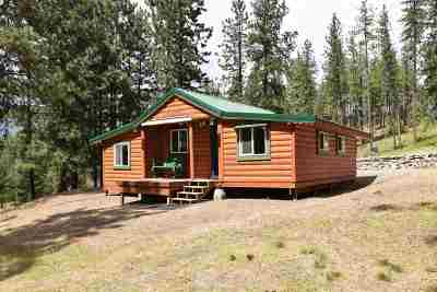 Fruitland Single Family Home For Sale: 6045 F Carpenter Rd #3 Parcel