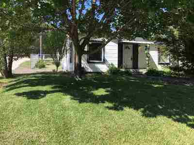 Spokane Single Family Home Chg Price: 4003 E Frederick Ave
