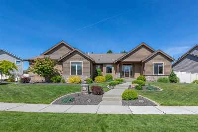 Veradale Single Family Home For Sale: 1712 S Steen Rd