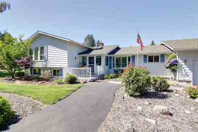 Spokane Valley Single Family Home New: 10605 E Holman Rd