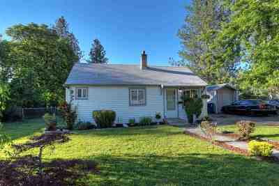 Spokane Single Family Home Ctg-Inspection: 4214 W Crown Ave