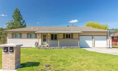 Spokane Valley Multi Family Home For Sale: 1918 S Fawn Dr #& 19