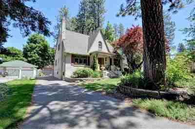 Spokane Single Family Home New: 2225 S Rockwood Blvd
