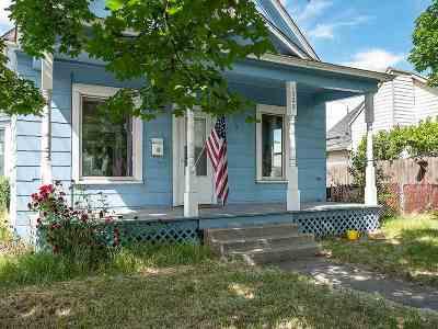 Spokane Single Family Home New: 1528 W Shannon Ave