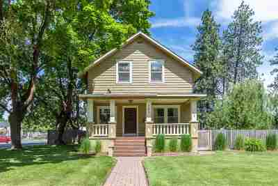 Spokane Single Family Home New: 903 E 38th Ave