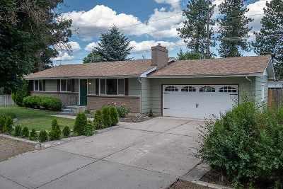 Spokane Valley Single Family Home For Sale: 6313 E 9th Ave