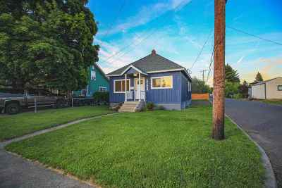 Spokane Single Family Home New: 3104 N Jefferson St