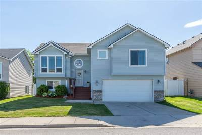 Spokane Valley WA Single Family Home New: $299,000