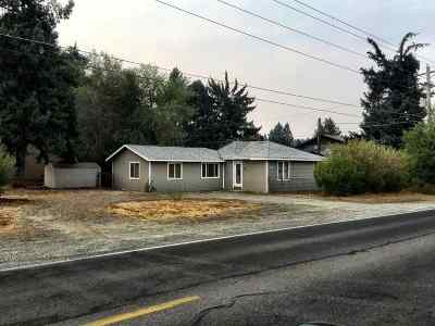 Spokane Valley Single Family Home New: 2420 S Bowdish Rd